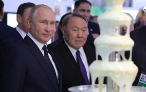 Как Назарбаев и Путин дали стимул приграничному сотрудничеству