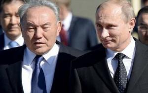 Казахстан: Назарбаев между Путиным и Трампом