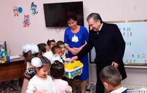 В Узбекистане создается сеть президентских школ для талантливых детей