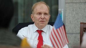 Что сказал посол США казахстанским журналистам?