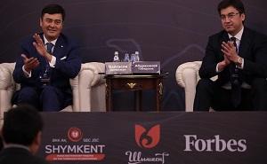 Что бизнесмены из списка Forbes могут предложить Шымкенту