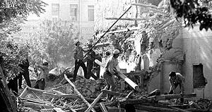 Землетрясение 1966 года навсегда изменило столицу Узбекистана (видео)
