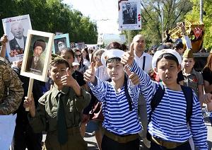 «Бессмертный полк» - почему он так важен для стран Центральной Азии?