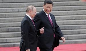 Российско-китайское сближение: геополитические последствия для Евразии