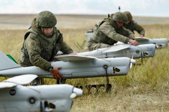 Российская военная база в Таджикистане разворачивает батальон беспилотников