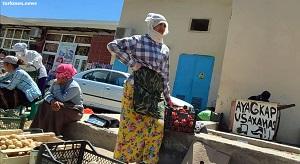Когда плавится асфальт. В Туркменистане пик летнего зноя