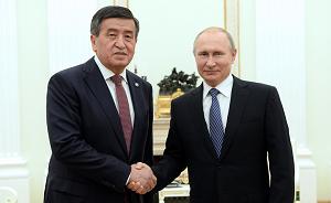 Источник: Кремль беспокоит транзит наркотиков через Кыргызстан