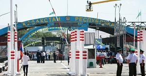 Казахстан упростит пропуск транзитных грузовиков из Кыргызстана