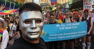 Протестами в Казахстане руководит гражданин Украины?