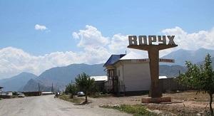 На кыргызско-таджикской границе произошел инцидент с применением оружия - ГПС