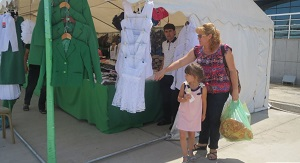 Школьную форму в Туркменистане теперь можно купить в долг