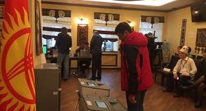 Кыргызстан. Ставка Мадумарова. Cтанет ли голос мигранта решающим?