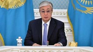 Токаев высказался о ЕАЭС и изъятиях денег из Нацфонда