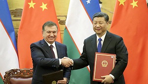 Стратегическое партнерство Узбекистана и Китая набирает обороты