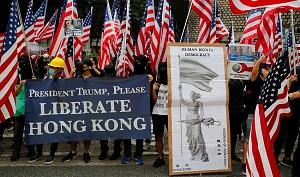 Китай наложил санкции на США