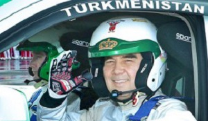 Невыносимое великолепие Туркменистана