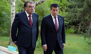 Как вступление Таджикистана в ЕАЭС поможет разрешить конфликт на кыргызско-таджикской границе?