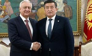 Первый визит нового главы ЕЭК: для Киргизии ЕАЭС – в приоритете