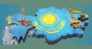 Быстрая истощаемость месторождений природных ископаемых наблюдается в Казахстане