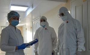 Военные медики из России начали работу в госпиталях Нур-Султана и Алматы