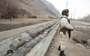 Центральная Азия: потепление на одних границах, похолодание на других